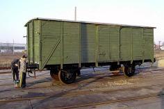 Wagon gotowy do zdjęć