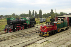 Rumuńskie lokomotywy LDH18 i 70