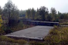 Niedokończone inwestycje KRR - część powstałego tunelu oraz krawędzi peronowej.