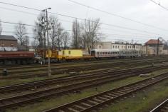 Zakupione wagony typu 94 A o numerach 8535 i 8542