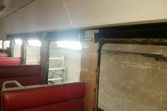 Widok z wnętrza wagonu (foto Piotr Mróz)