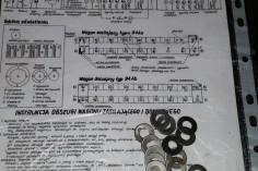 Schemat elektryczny wagonów typu 94AA i 94AB