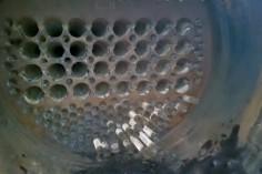 Ścian sitowa od strony dymnicy