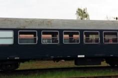 Wagon 8543 przed malowaniem (foto Piotr Mróz)
