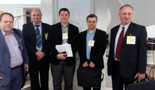 Przedstawiciele uczestniczący w komisji (od lewej: Piotr Mróz (TOZKiOS), Zbigniew Jakubina (TOZKiOS), Maciej Panasiewicz (Skansen Chabówka), Ryszard Boduszek (KSK Wrocław), Krzysztof Jakubina (TOZKiOS)