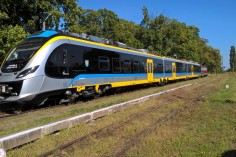 Impuls czyli jednostka EN63A-027 na Racławickiej stacji