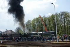 18 201 niemiecki smok mazutowy odpalił