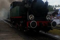 TKh 05353 podczas przejazdu