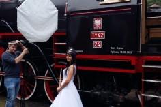 Sesja fotograficzna nowożeńców. Wszystkiego najlepszego na nowej drodze życia !