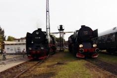 Pt47-65 oraz Ty42-24 w oczekiwaniu na drugi dzień gali
