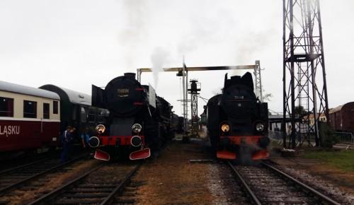 Ty42-24 oraz TKt48-18 chwilowa przerwa na szlakowanie i wodowanie