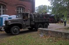 Ciężarówka epokowa (foto Krzysztof Jakubina)