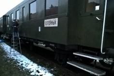 Charakteryzacja wagonów Ci Fot Krzysztof Jakubina