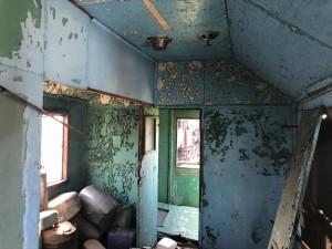 Wnętrze wagonu (foto Piotr Mróz)
