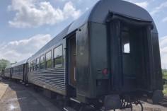 Wagon gotowe oczekują na próbę i do Pyskowic (Foto: Piotr Mróz)