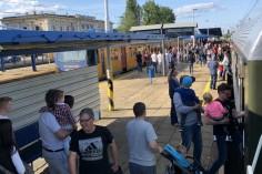 Stacja Tarnowskie Góry (Foto: Piotr Mróz)