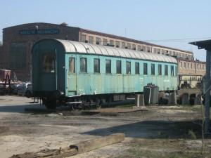 Wagon salonka produkcji polskiej lata 20-ste