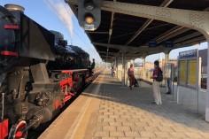 Postój planowany na stacji Chorzów Batory