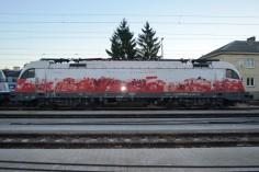 Wystawa lokomotyw (foto Krzysztof Kaczyński)