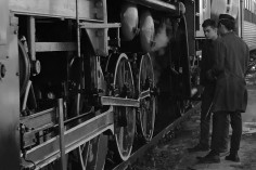 Nasi najmłodsi również mieli swój duży wkład w pociągach by wszystko grało. Wielki szacunek za wkład ! (foto Piotr Mróz)