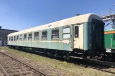 Wagon dojechał do celu w stacji Dzierżno