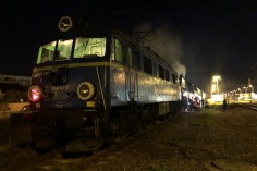 Kolejne smarowanie w stacji Wadowice (foto Piotr Mróz)