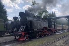 TKt48-191 w trakcie prezentacji (foto Piotr Mróz)