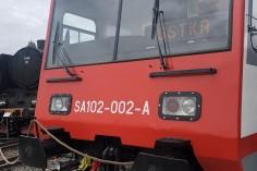 Autobus szynowy SA102-002