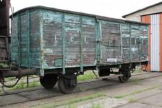 Wagon kryty Blatt IId8 Berlin 1909  -  0292412 (foto Krzysztof Jakubina)